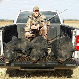 2013 irwin county hog hunt