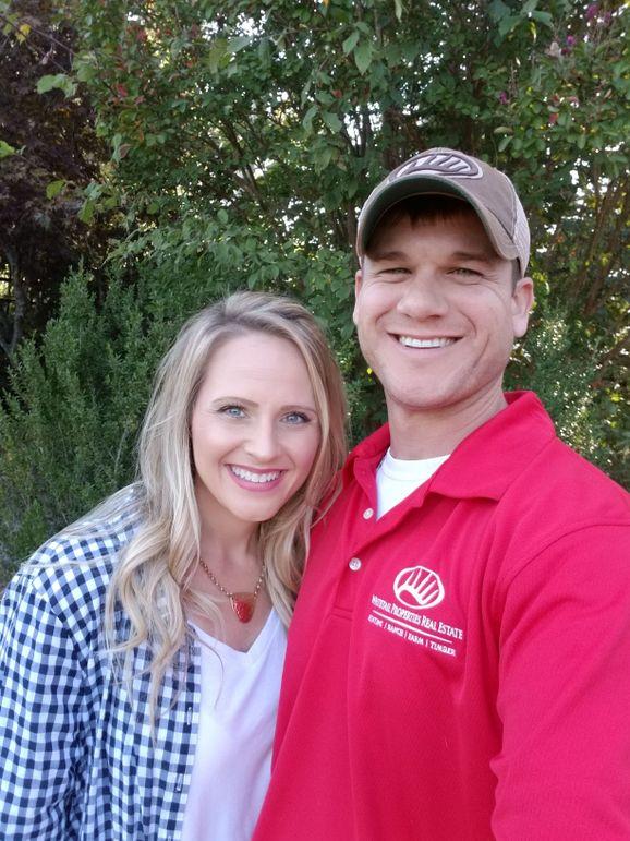 Zeke and wife