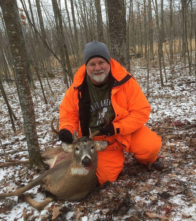 Chris polfus land specialist whitetail properties wisconsin gun deer