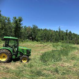 Chris polfus land specialist whitetail properties wisconsin john deere food plot