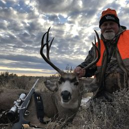 Chris polfus land specialist whitetail properties wisconsin montana mule deer