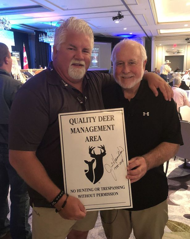 Chris polfus land specialist whitetail properties wisconsin qdma