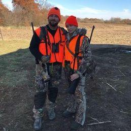 Phil  sarah firearm season