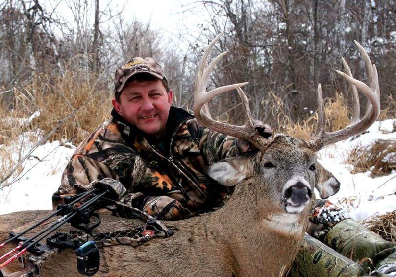 Marks deer