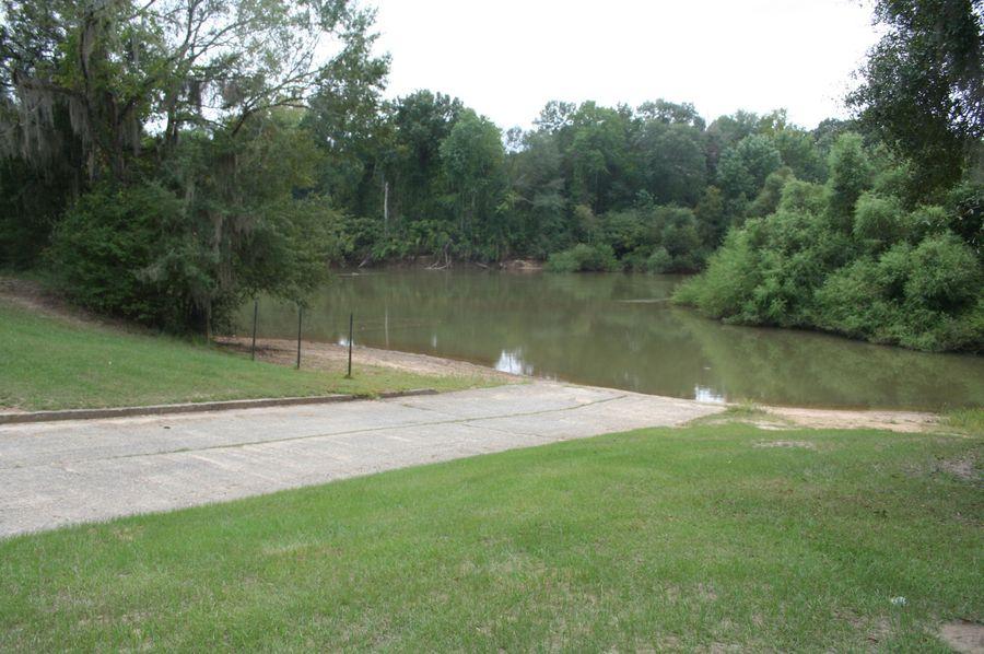 40- public boat ramp