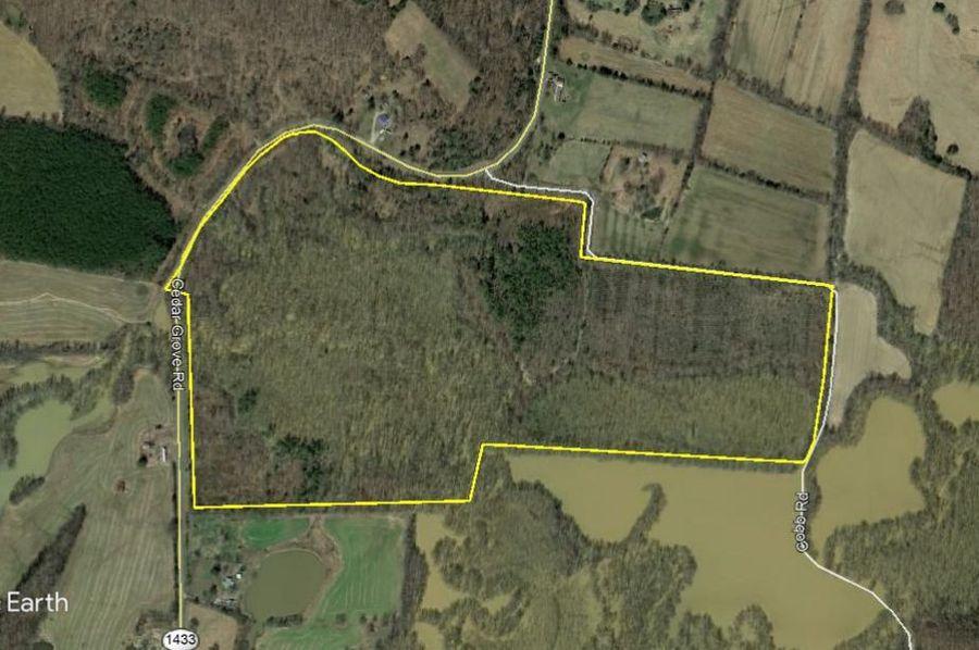 Livingston 99.95 aerial