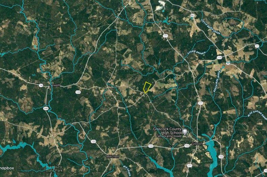 Warren county 153.38 acres map2