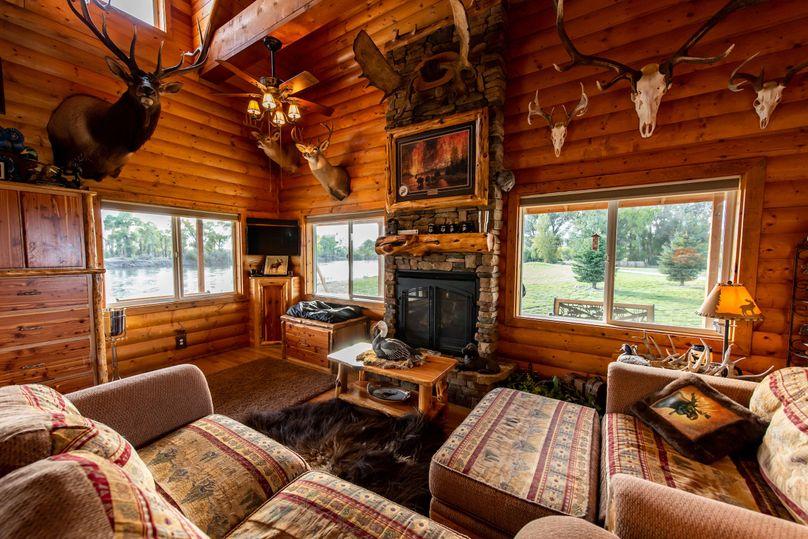 2. inside of main cabin