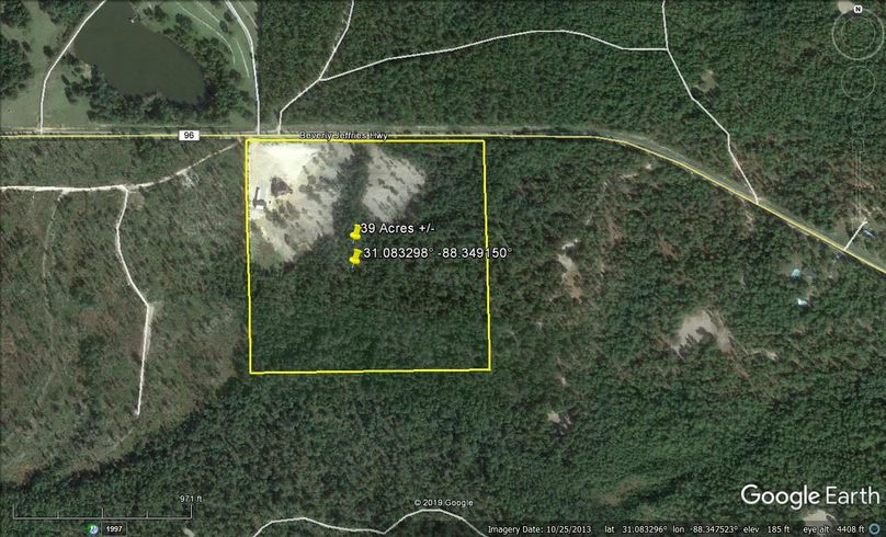 Zaerial 1 approx. 39 acres mobile county, al