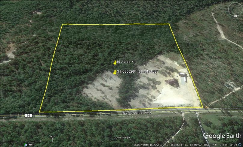 Zaerial 4 approx. 39 acres mobile county, al