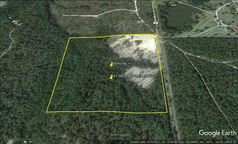 Zaerial 5 approx. 39 acres mobile county, al