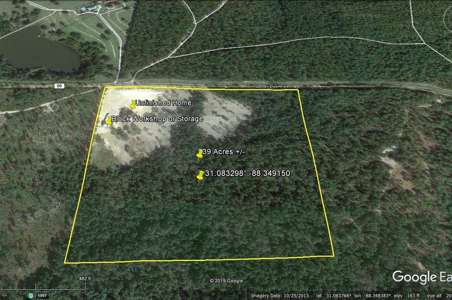 Zaerial 6 approx. 39 acres mobile county, al