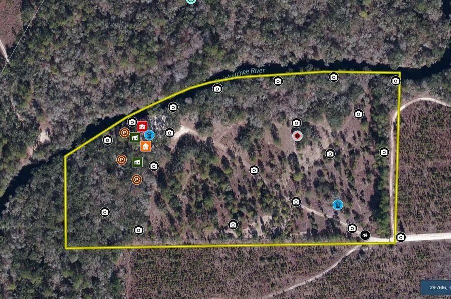 Dixie - 20 acres - bubar - zoom