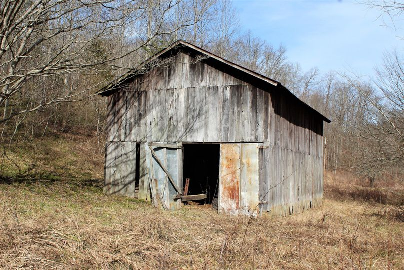 029 barn that is adjacent to the south farmhouse in the upper reaches of the property