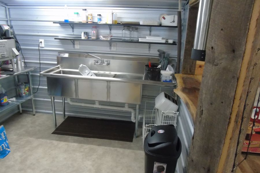 Kitchen in office