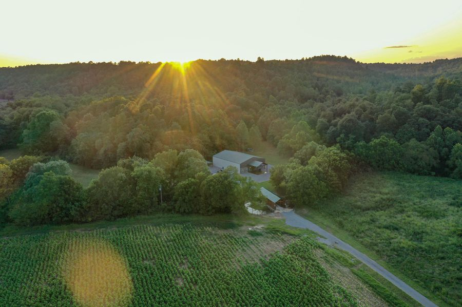 1 lodge 1 aerial view