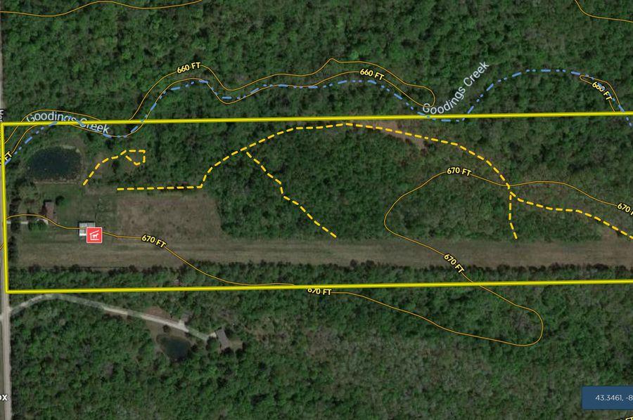 Trail map, tanke, tusc