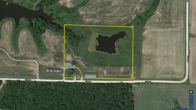Ia washington 12 aerial map