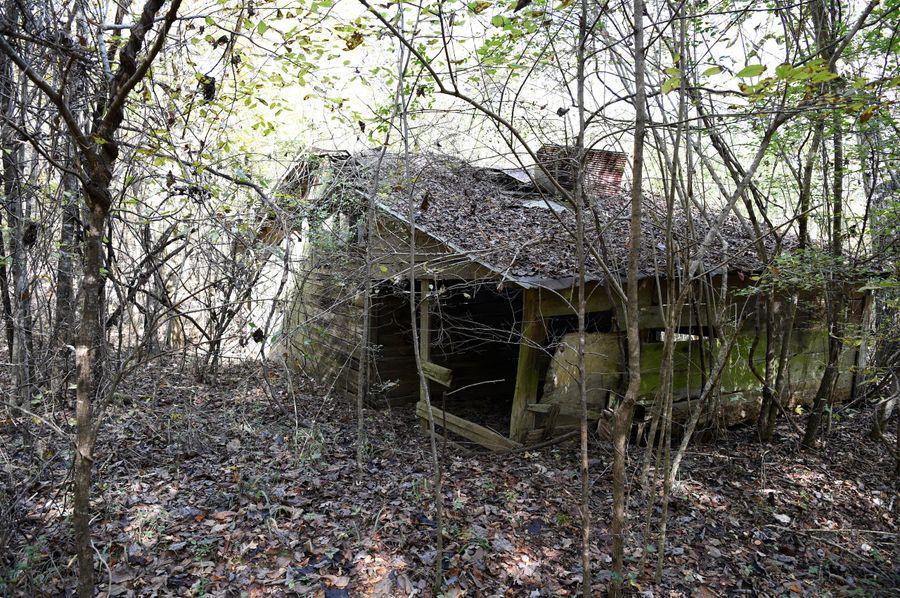 (10) old barn