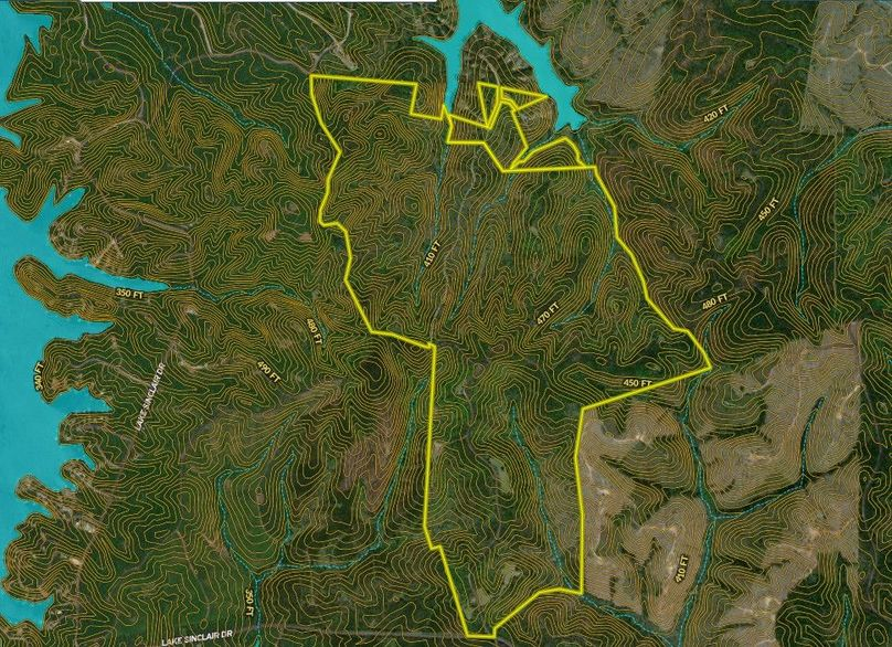 Hancock county 742.82 map 5