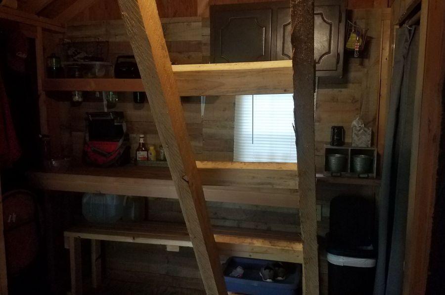 10 inside cabin