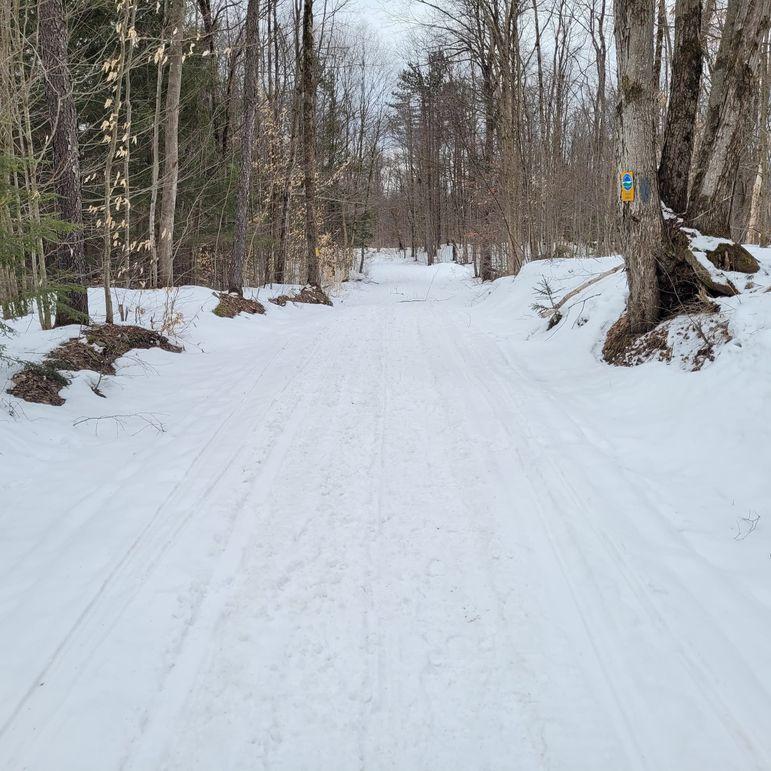 30 snowmobile trail seasonal road