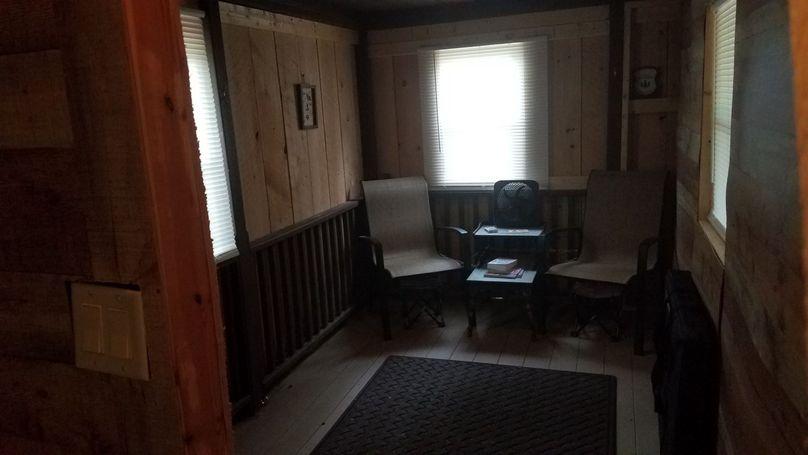 9 inside cabin