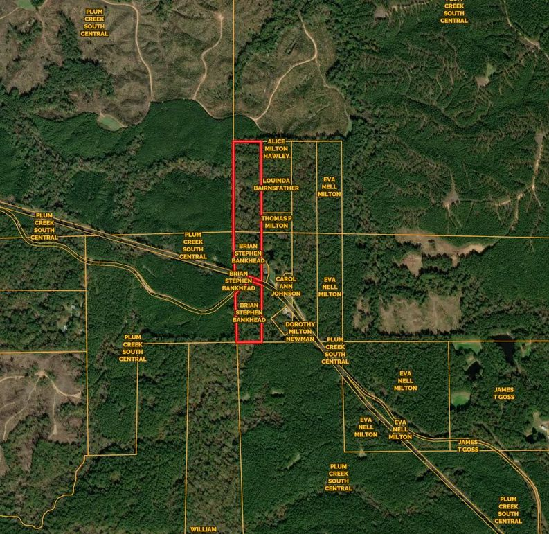 19.5 ac. franklin co. ownership