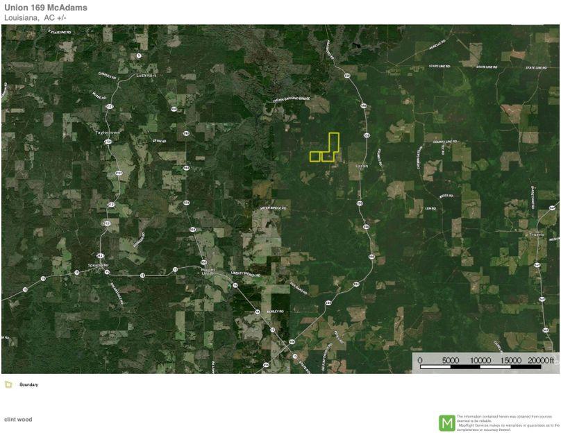 Union 169 map 3