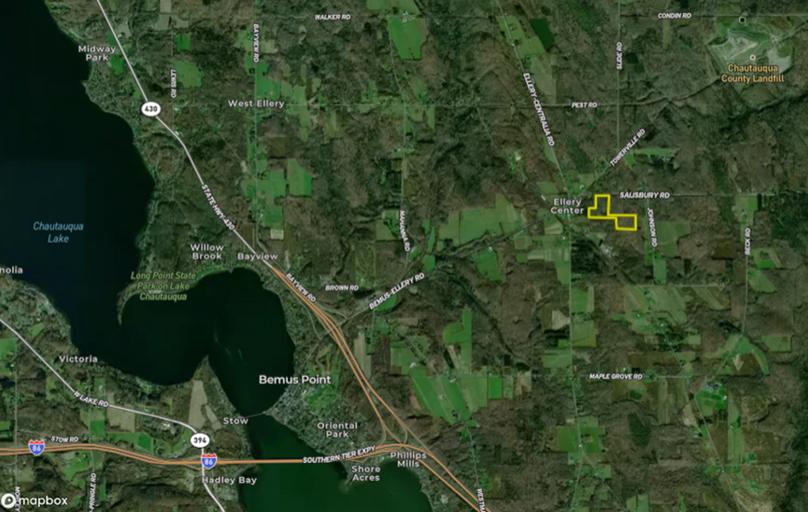 Girod 28 chautauqua map right far