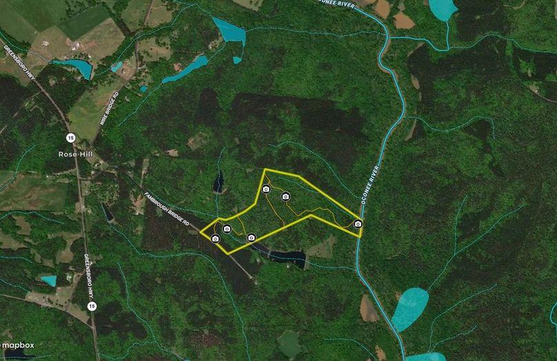 Oconee county 100 acres map3