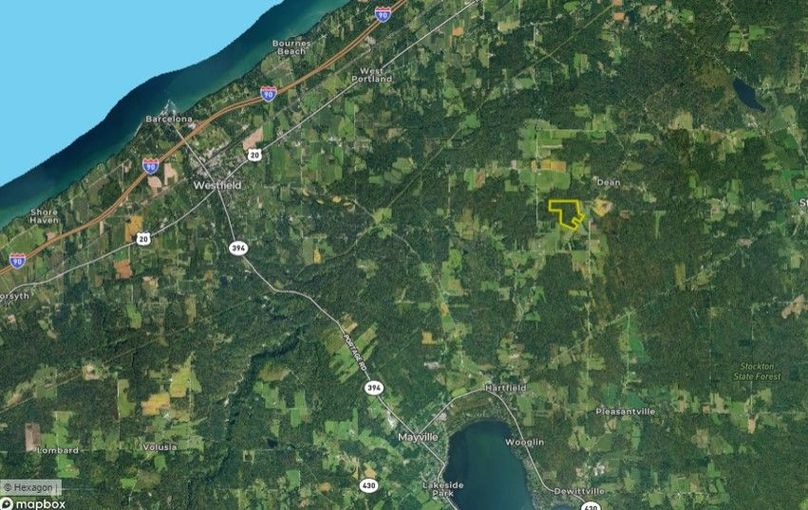 Jeff lewis 127 chautauqua map right far
