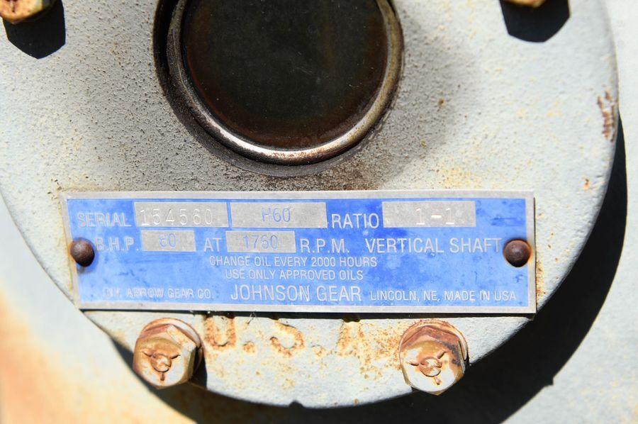 (9)60hp motor