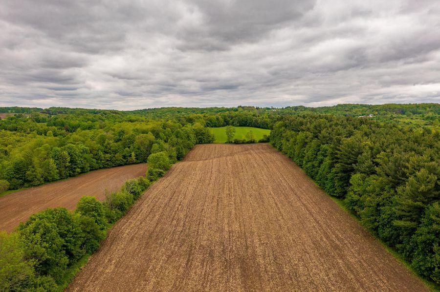 Collins farm land drone 3