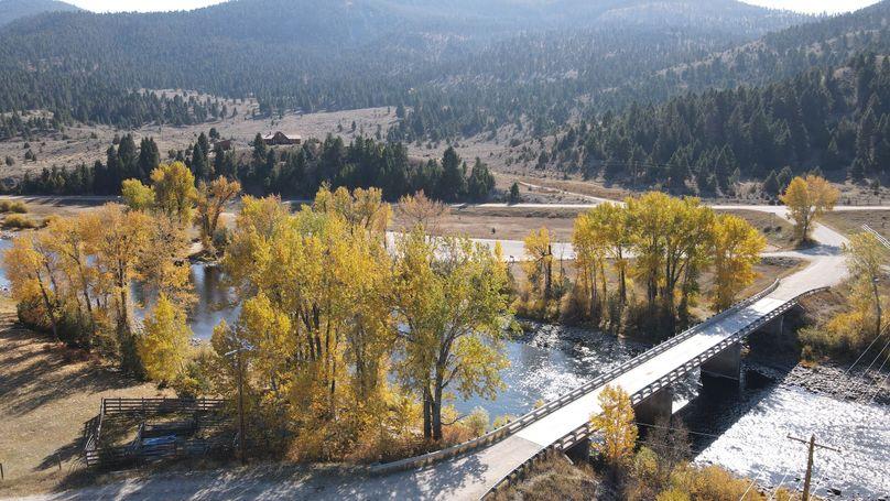 Jerry Cr bridge and access