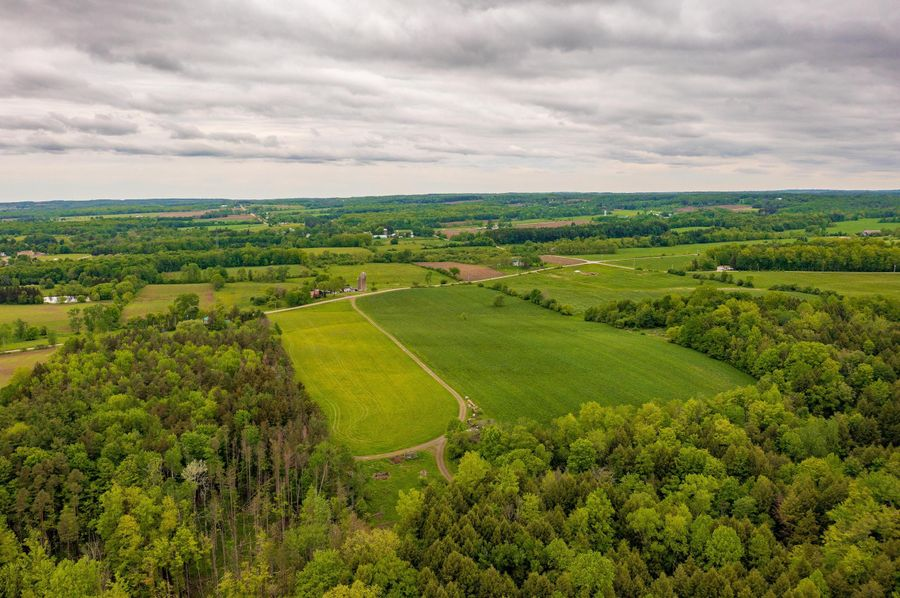 Collins farm land drone 15