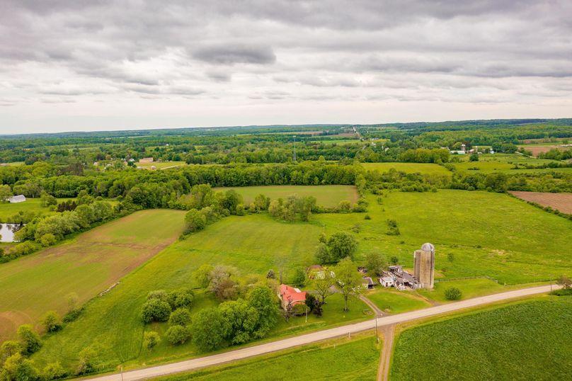 Collins farm land drone 4