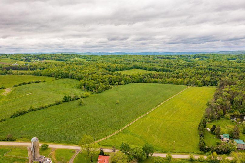 Collins farm land drone 7