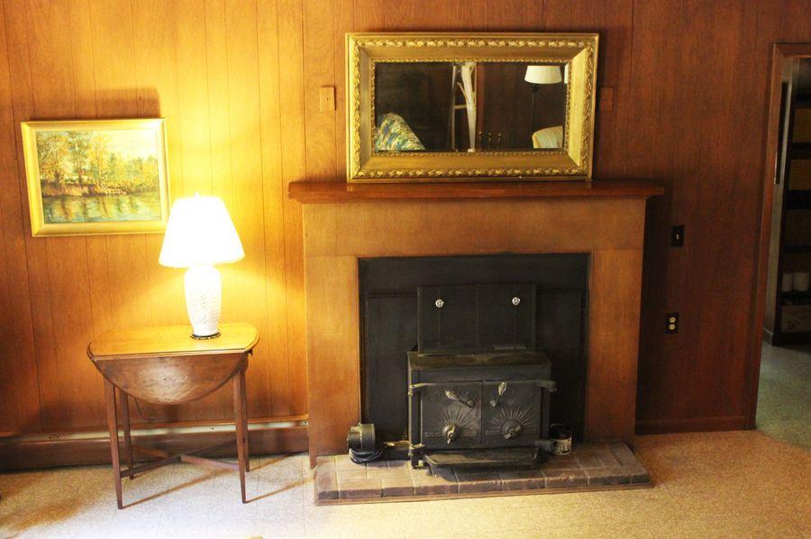 63.44acres carolinecty fireplace