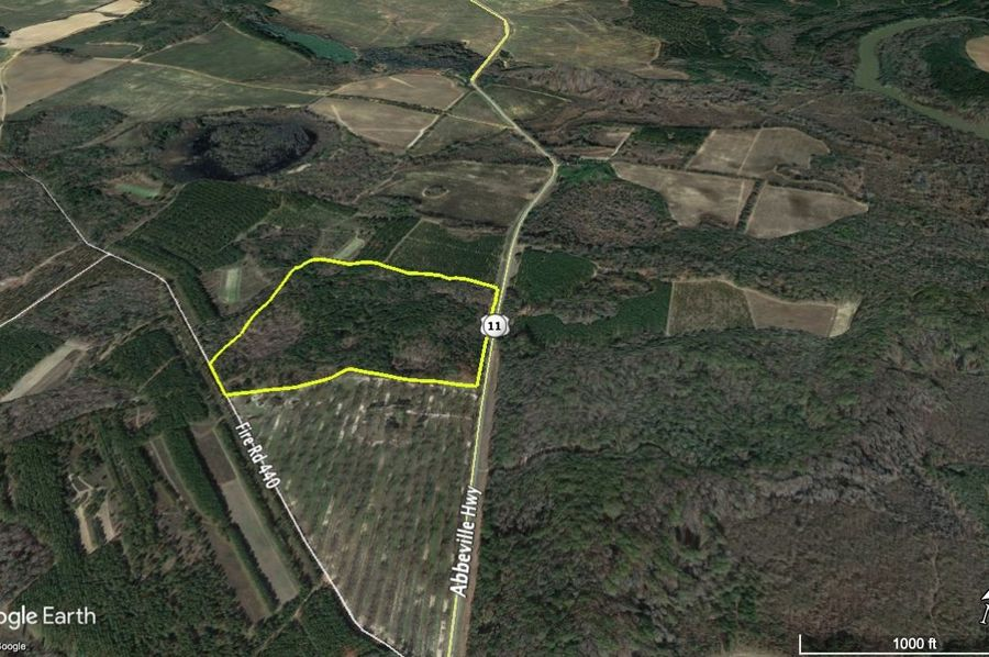 Pulaski 48.95 terrain