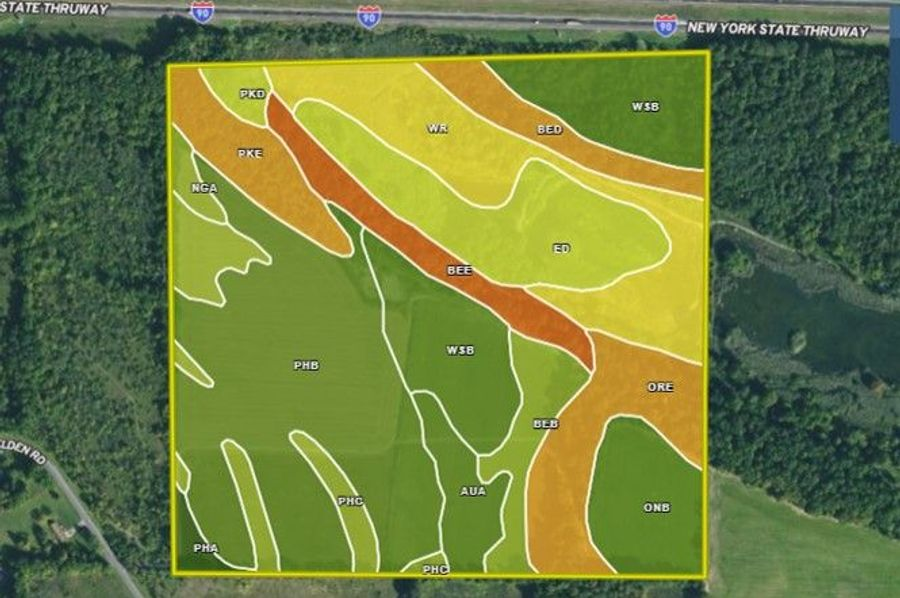 Hungerford 94 map right soils