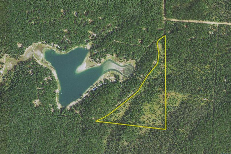 Lake 31 aerial 1