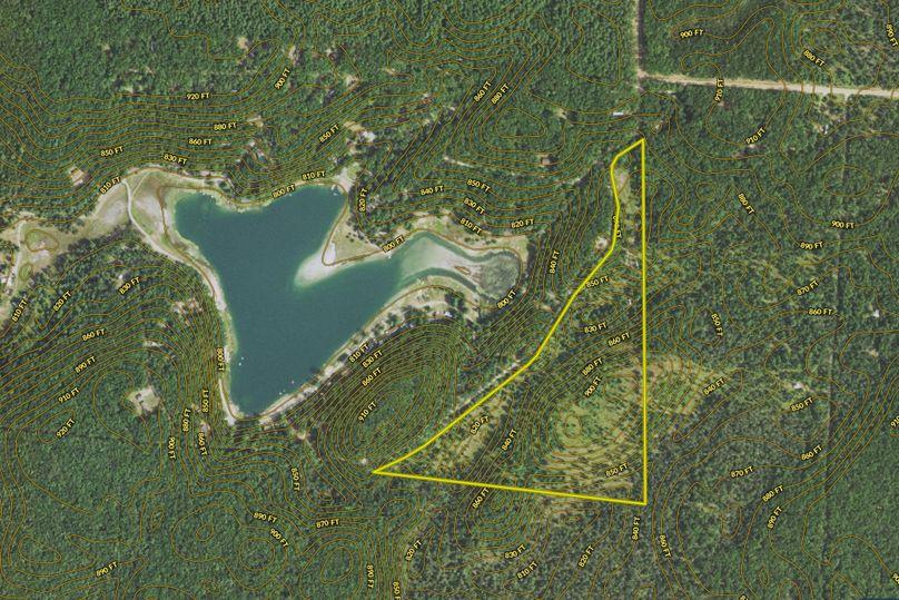 Lake 31 aerial 2