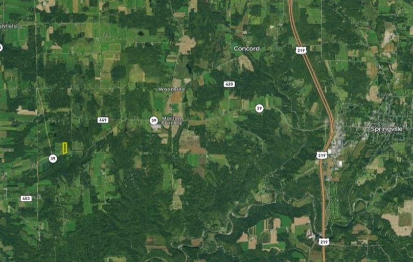 Andolina 11 map right far