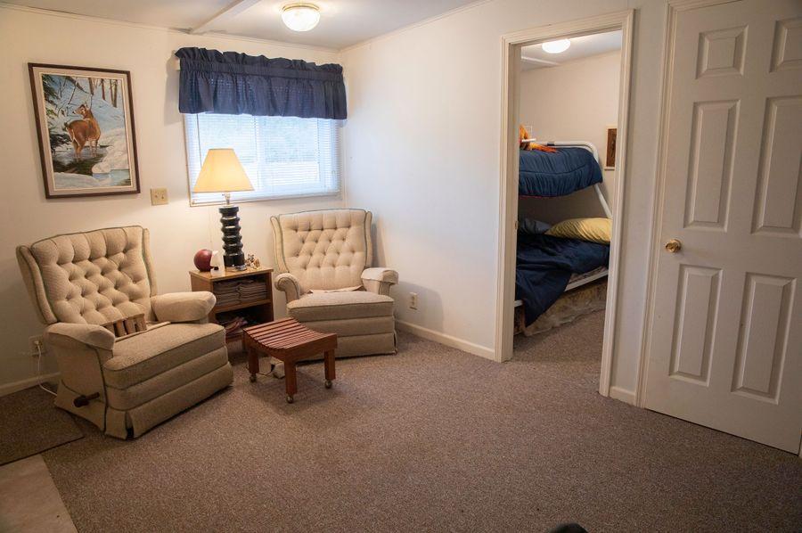 11 rear sitting area   3rd bedroom
