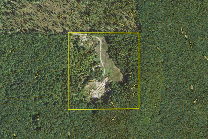 Lake 40 aerial 2
