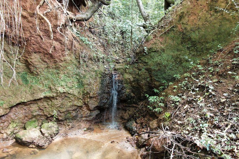10 waterfall in creek