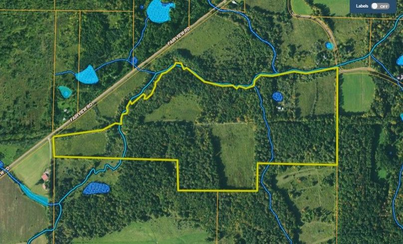 Map right wetlands