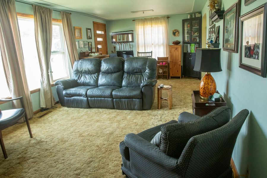 27 living area in farm house
