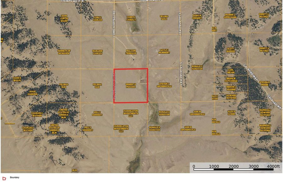 Stephen mcneely and ernest pizzano 40 acre park co aerial plat copy